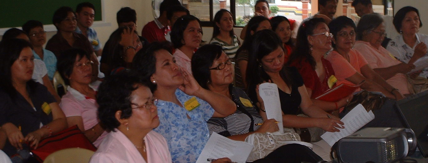 Teachers Helping Teachers in the Philippines (Brent Jones)