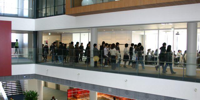 CUBEオープンキャンパス! (藤井)
