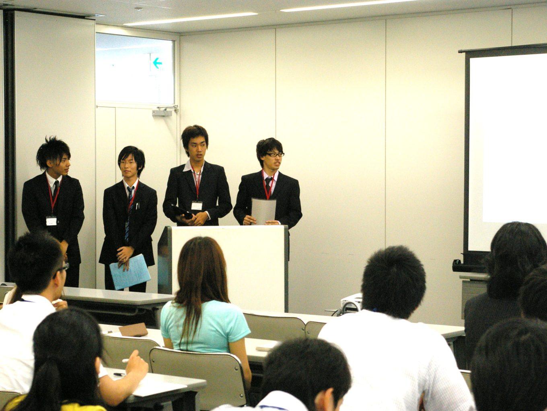 企業向けプレゼンテーションで全国進出!(川井)