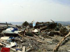 東日本大震災のボランティアに参加して