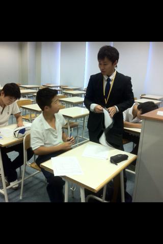 甲南中学校でのチューター経験について