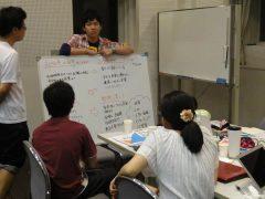 CUBE学生がローンボウルズのボランティアに参加しました