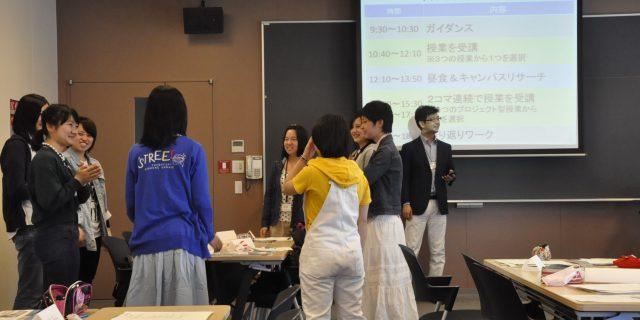 兵庫県内初開催! Weekday Campus Visitを開催しました