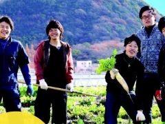 神戸新聞朝刊に学生農業サークル「アグリスタ」の活動が掲載されました