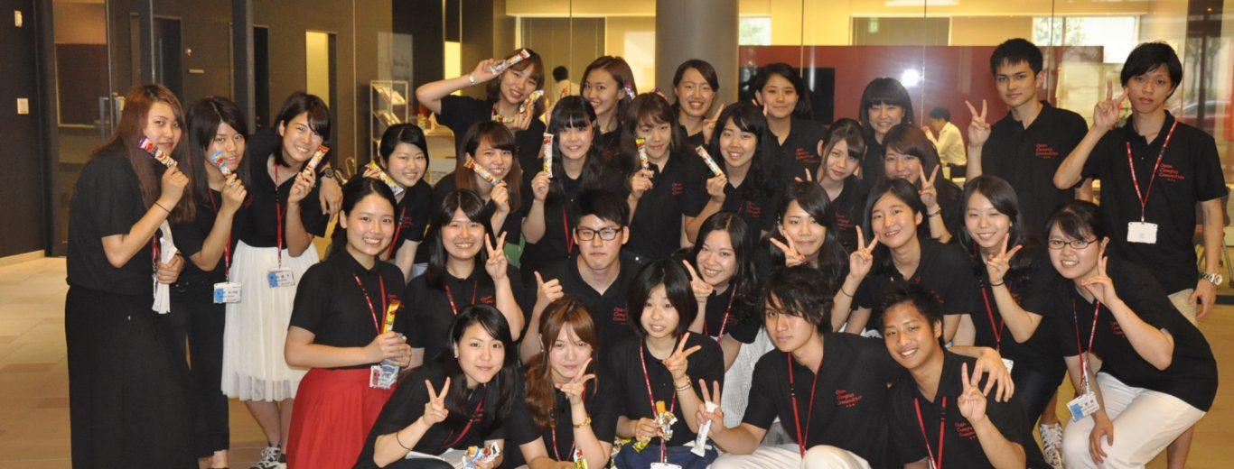 公募制推薦入学試験直前 合格体験談 マネジメントコース1年生 田中亜樹さん