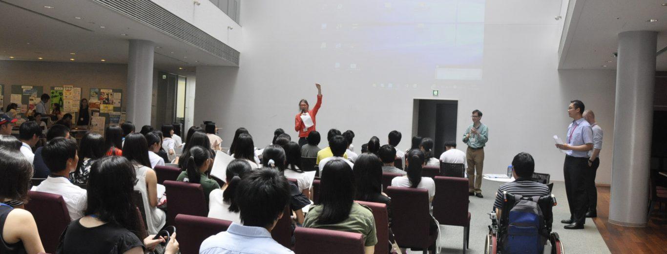 AO入試直前 AO入試合格体験談 マネジメントコース1年生 数元 彩華さん