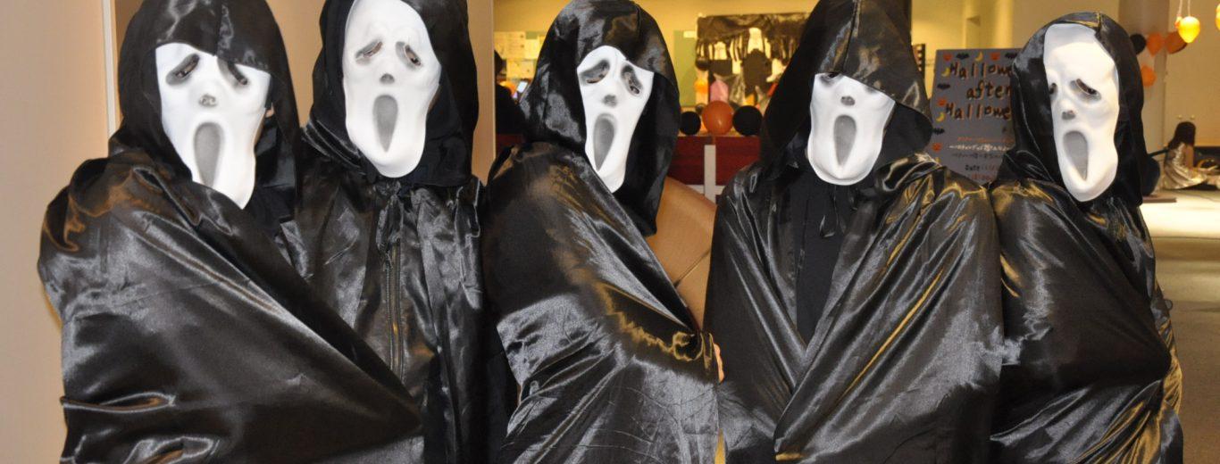 ハロウィンパーティ【★Halloween after Halloween☆】を開催しました