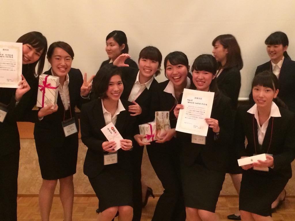 にしのみやビジネスアイデアコンテストで「最優秀賞」「優秀賞」を受賞しました!!