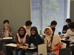 インドネシア教育大学の学生が来日しました♪ ‐国際交流‐