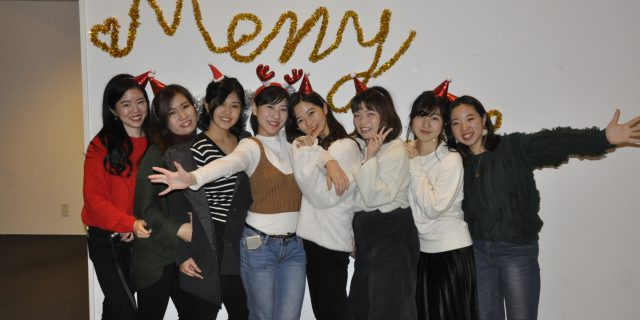 Merry Christmas from CUBE♪