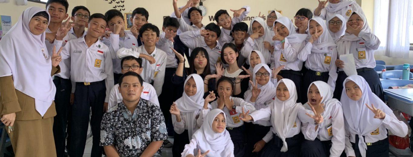 インドネシアフィールドワークの様子が現地新聞で紹介されました!