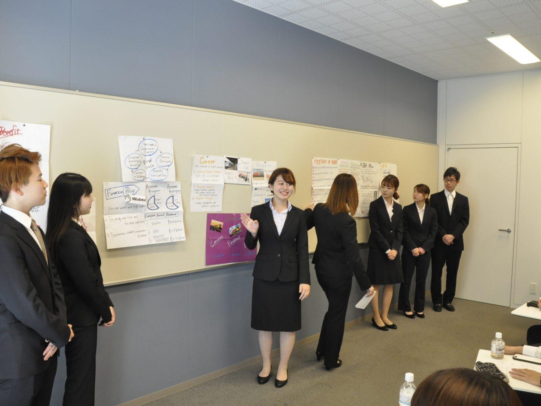 英語で学ぶ ~Business Communication~