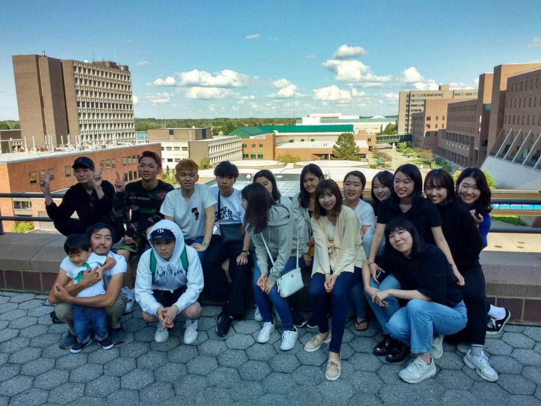 留学中の学生から現地での体験記が届きました(特別留学コース2回生 竹中 浩太郎 さん)