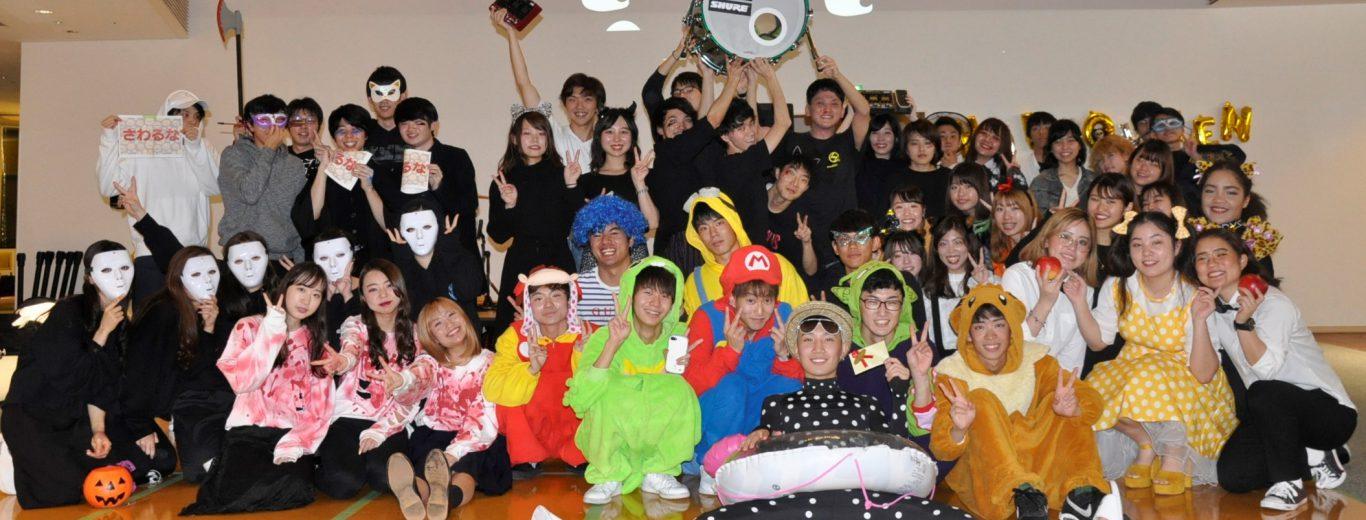 Halloween night!!