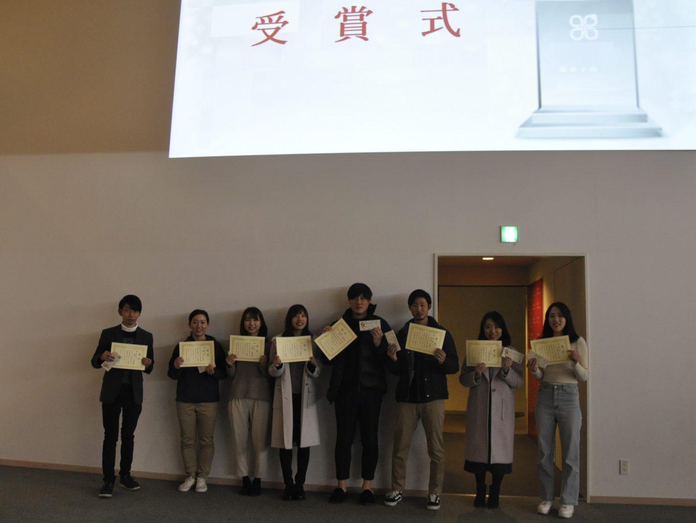 卒業研究発表会を開催いたしました!
