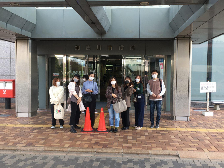 CUBE生が【加古川「知」を結ぶプロジェクト】に参加し、高い評価を受けました!