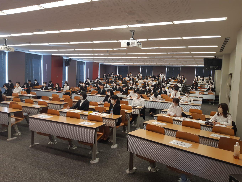 CUBE3年生対象 就活1日支援講座を開催しました!